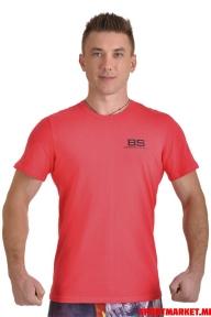 Tricou BERSERK CLASSIC man coral