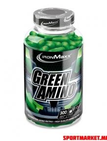 GREEN AMINO 300 CASPULES