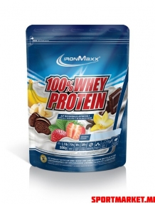 100% WHEY PROTEIN BAG (500 g)