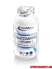 GLUCOSAMIN + VITAMIN C (90 caps)