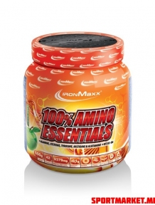 100% AMINO ESSENTIALS POWDER (550 g)