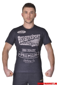Tricou BERSERK PREMIUM grey