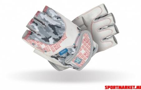Перчатки No matter White