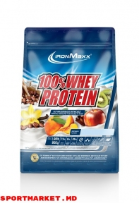100% WHEY PROTEIN BAG (900G)