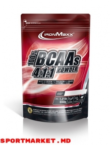 BCAAS 4:1:1 POWDER (550 g)