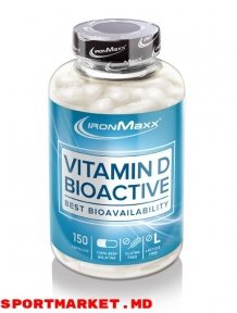 VITAMIN D BIOACTIVE (150 caps)