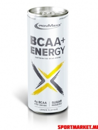 BCAAS + ENERGY (330 ml)
