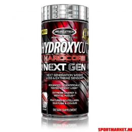 HYDROXYCUT HARDCORE NEXT GEN (100 caps)