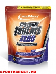100%-WHEY ISOLATE ZERO - 2000G BAG