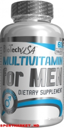 Multivitamin for Men 60 tab