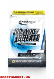 100%- WHEY ISOLATE - 750G