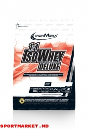 1:1 ISO WHEY DELUXE BEUTEL (900G)