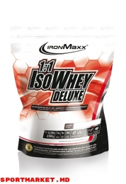 1:1 ISO WHEY DELUXE BEUTEL (2350G)