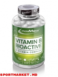 VITAMIN B BIOACTIVE (150 caps)